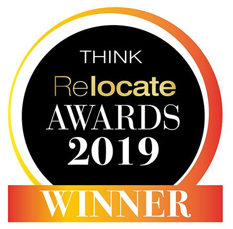 ikan milestone relocate awards 2019 winner